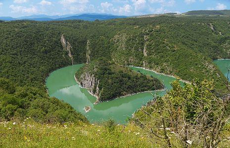 Uvac canyon 2