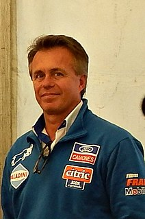Víctor Rosso Argentine international racing driver (born 1960)
