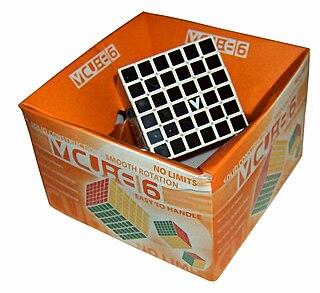 V-Cube 6 6x6x6 Rubiks cube variation