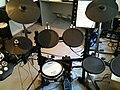 V-Drums (drvinay's studio).jpg