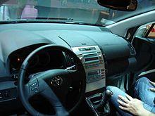 Toyota Corolla Verso Wikipedia