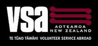 Volunteer Service Abroad - Image: VSA LOGO