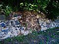 V Sedlci, kamenná zeď (01).jpg