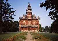 Vaile Mansion, Independence, Missouri LCCN2011631466.jpg