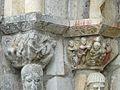 Valcabrère basilique Saint-Just portail chapiteaux.JPG