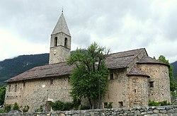 Valdeblore - Saint-Dalmas - Eglise de l'Invention-de la -Sainte-Croix -2.JPG