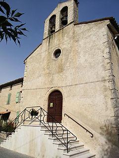 Valderoure Commune in Provence-Alpes-Côte dAzur, France