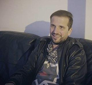 Valentino Kanzyani Slovenian musician