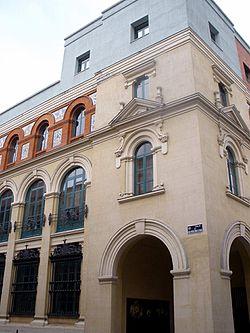 Palacio de correos y tel grafos valladolid wikipedia for Oficina de correos valladolid