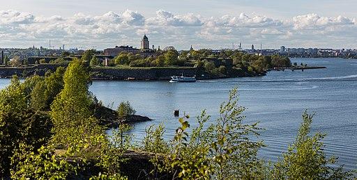 Vallisaari in Helsinki 01