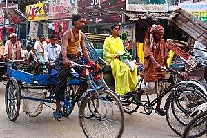 Varanasi Trikes