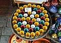 Vasos de cerámica -- 2014 -- Marrakech, Marruecos.jpg