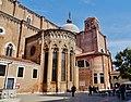 Venezia Chiesa di Santi Giovanni e Paolo Südseite 2.jpg