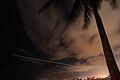 Venus and Jupiter on a cloudy night. (6870650296).jpg