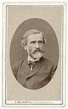 Giuseppe Verdi -  Bild
