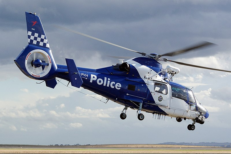 File:Victoria Police (CHC Helicopters Australia) Eurocopter AS-365N-3 Dauphin 2 Vabre.jpg