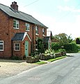 Victorian Cottages Brampton Road Madley - geograph.org.uk - 1503641.jpg