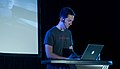 VidCon 2010 Brian Glick of Youtube (4778560541).jpg