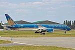 Vietnam Airlines, Boeing 787-9 Dreamliner, VN-A861 (18780301149).jpg
