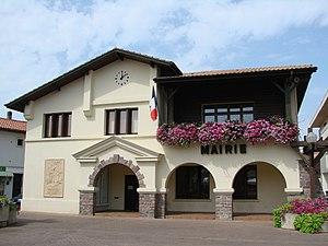 Vieux-Boucau-les-Bains - Town hall
