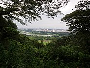 View from Nakanomaru Compound