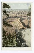 View from near Bridge, Grand View, Grand Canyon, Ariz (NYPL b12647398-68776).tiff