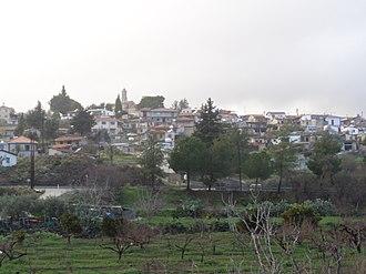 Agios Mamas, Limassol - Agios Mamas village