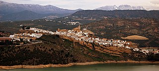 Iznájar,  Andalusia, Spain