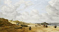 View of Scheveningen sands, by Hendrick van Anthonissen.jpg