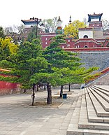 View south from steps to Four Great Regions at Summer Palace, Beijing.jpg