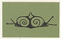 Vignet met twee slakken, RP-P-OB-16.638.jpg