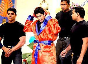Vijender Singh - Image: Vijender boxing