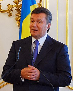 File photo of Ukrainian President Viktor Yanukovych, taken on June 17, 2011. Image: Pavol Frešo.