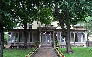 Villa Louis United States historic place