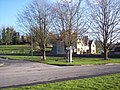 Village green at Fonthill Bishop - geograph.org.uk - 360426.jpg