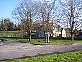 Village green at Fonthill Bishop - geograph.org.uk - 360426.jpg