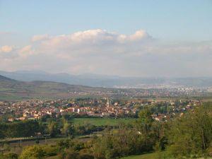 Orcet - Image: Village orcet