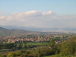 Orcet Commune in Auvergne-Rhône-Alpes, France