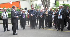 Courts of Jersey - HM Solicitor-General presents argument before the Royal Court, voyeurs and officials regarding whether the Parish of Saint Helier could remove dead trees at risk of falling into the roadway (2012)