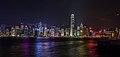 Vista del Puerto de Victoria desde Kowloon, Hong Kong, 2013-08-11, DD 10.JPG