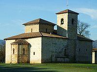 Vitoria - Armentia, Basilica de San Prudencio 02.jpg