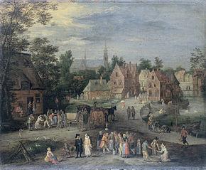 Village flamand