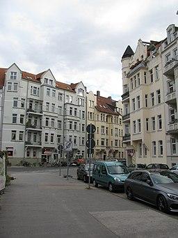 Moltkeplatz in Hannover