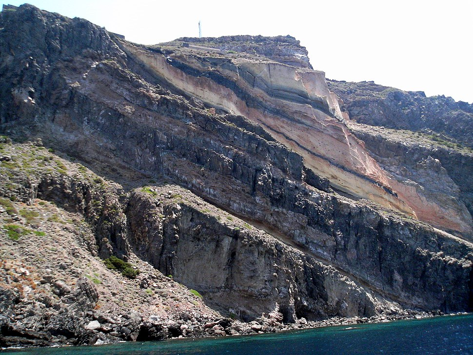 Volcanic Rocks on Pantelleria in Italy 001