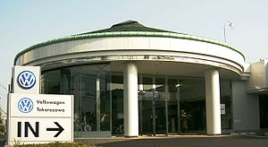 Volkswagen Japan car dealership Tokorozawa Saitama