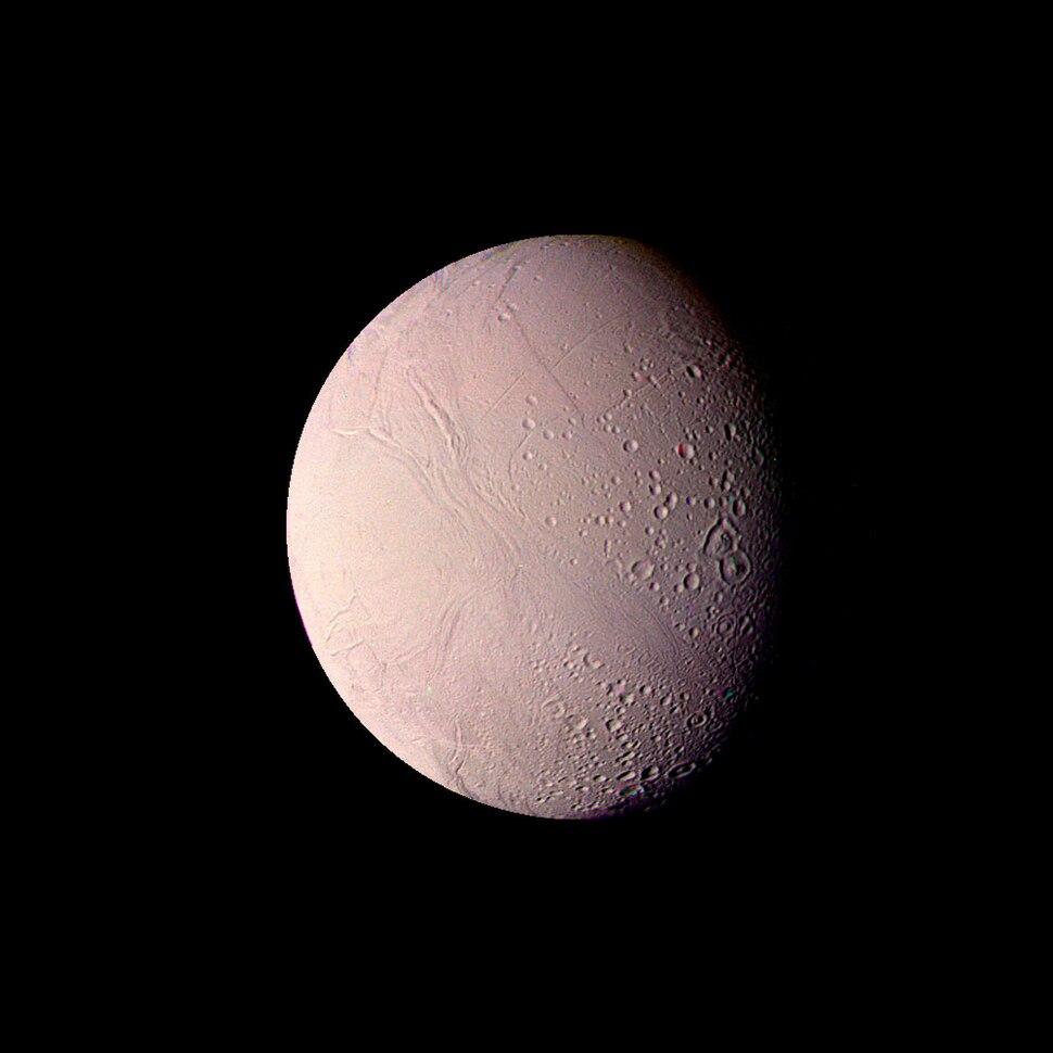 Voyager 2 - Tethys - 3149 7888 1