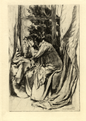 W.E.F. Britten - The Early Poems of Alfred, Lord Tennyson - Mariana - ORIGINAL SCAN.png