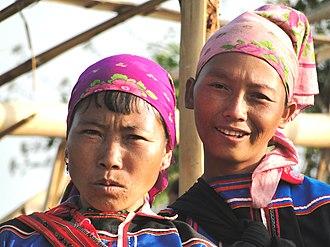 Wa people - Image: Wa villagers 02