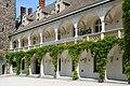 Waidhofen an der Ybbs Rothschildschloss Arkaden 01.jpg