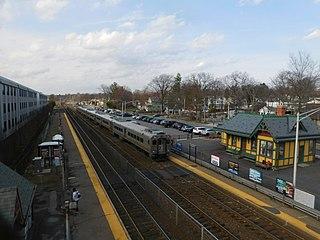 Waldwick station United States historic place